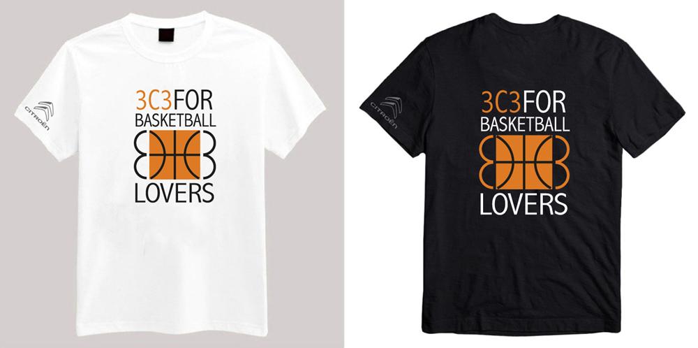 3C3t-shirtAB